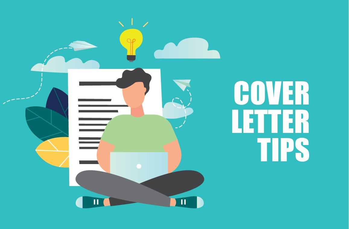 How do you write the cover letter?