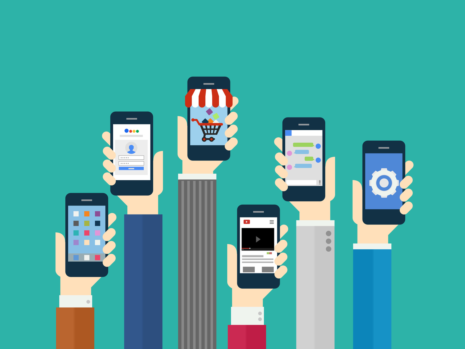 How you can optimize your application process with mobile recruiting